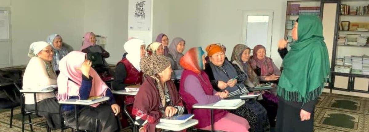 Наращивание потенциала верующих женщин лидеров