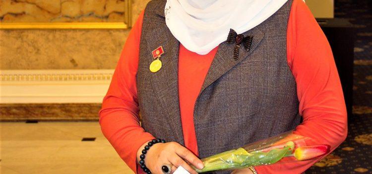 Т . А . М а л а х о в а Деятельность общественного движения «Мутакаллим» как новая форма женского религиозного лидерства в Кыргызстане